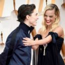 Timothée Chalamet and Margot Robbie – 2020 Oscars in Los Angeles