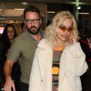 Rita Ora – Arrives at airport in Sydney