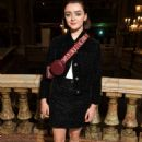 Maisie Williams – Stella McCartney Fashion Show SS 2020 at Paris Fashion Week - 454 x 681
