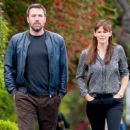 Ben Affleck, Jennifer Garner Together With Kids Amid Divorce Decision, Aftermath