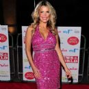 Melinda Messenger - Children's Champions 2010 Awards At The Grosvenor House Hotel, On March 3, 2010 In London, England - 454 x 771