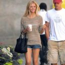 Brooklyn Decker - Out in NY with Andy Roddick - August 30, 2010