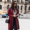 Shay Mitchell – Shopping in Paris
