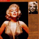 Marilyn Monroe - Serial Magazine Pictorial [Russia] (1 September 2001) - 454 x 625