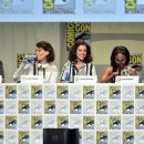 Nicole Beharie- July 26, 2014- Entertainment Weekly: Women Who Kiss Ass Panel and Press Line - 400 x 250