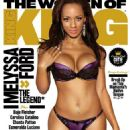 Melyssa Ford  -  Magazine Cover - 454 x 618