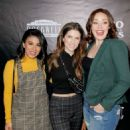 Anna Kendrick – 'The Unauthorized Parody Of Stranger Things' at Rockwell Table and Stage in LA - 454 x 501