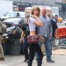 Taylor Swift In Jeans Out In Nyc