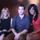 Robert Pattinson and Reese Witherspoon with Shaun Robinson from Access Hollywood April 3, 2011