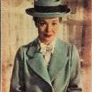 Jane Wyman - Cinemonde Magazine Pictorial [France] (8 June 1952) - 348 x 489