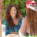 Sofia Milos – Seen at a Lunch With Female Friend