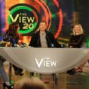 Kristen Bell at 'The View' TV show in New York - 454 x 292