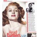 Rita Hayworth - Yours Retro Magazine Pictorial [United Kingdom] (27 February 2019) - 454 x 642