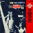 HAIR OBC 1968 - HAIR OST 1979 PHOTOS FROM THE BROADWAY MUSICAL AND 1979 FILM MUSICAL