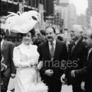 ETHEL MERMAN AS ''DOLLY'' ON BROADWAY IN 1971