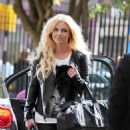 "Britney Spears Turns ""Criminal"" in London"