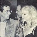 Peggy Trentini and Sylvester Stallone