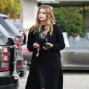 Ashley Benson -Spotted while out in Los Feliz – California