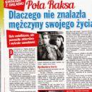 Pola Raksa - Nostalgia Magazine Pictorial [Poland] (June 2018) - 454 x 642