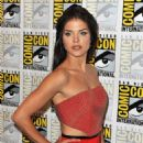 Marie Avgeropoulos – Comic-Con International 2016 - 'The 100' Press Line - 454 x 682