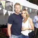 Andrew Flintoff and Rachael Wools - 337 x 594