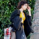 Sarah Hyland – Out in Studio City