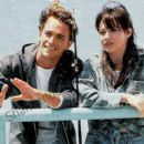 Shannen Doherty as Brenda Walsh in the 4th season of 'Beverly Hills 90210' (1993-1994)
