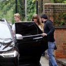 Taylor Swift and boyfriend Joe Alwyn out in London