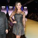 Clarissa Molina- Miami Fashion Week - Silvia Tcherassi - Backstage/Front Row
