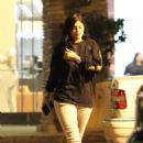 Kylie Jenner – Night out in Calabasas - 454 x 684