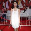 "Selena Gomez - ""High School Musical 3: Senior Year"" Premiere In Los Angeles - Octorber 16 2008"