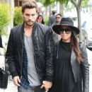 Kourtney Kardashian Out For Lunch In Beverly Hills