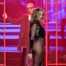 Jennifer Lopez – Perform at 2020 American Music Awards in Los Angeles