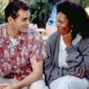 Whoopi Goldberg and Ray Liotta