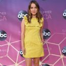 Camilla Luddington – ABC All-Star Party 2019 in Beverly Hills - 454 x 682
