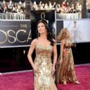 Catherine Zeta-Jones At The 85th Annual Academy Awards - Arrivals (2013)