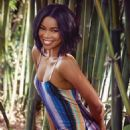 Gabrielle Union – Health Mag (August 2017 issue) - 454 x 681