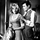 Peter Breck and Leslie Parrish