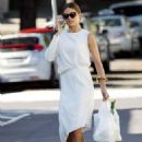 Jesinta Campbell Shopping Out In Sydney