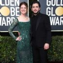 Rose Leslie and Kit Harington  – 77th Annual Golden Globe Awards in Beverly Hills