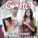 Raica Oliveira, Ronaldo - Isto É Gente Magazine Cover [Brazil] (11 September 2006)