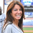 Danielle Staub at Baseball Game - 454 x 683