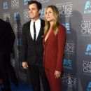 Jennifer Aniston attends the 20th annual Critics' Choice Movie Awards at the Hollywood Palladium on January 15, 2015 in Los Angeles, California