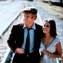 Robert Redford and Natalie Wood