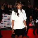 Naomi Campbell - Pride Of Britain Awards At Grosvenor House, On October 5, 2009 In London, England