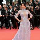 Mallika Sherawat – 'Sorry Angel' Premiere at 2018 Cannes Film Festival - 454 x 607