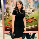 Kat Dennings Premiere Of Warner Bros 'Shorts', 15 August 2009