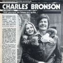 Charles Bronson - Cine Revue Magazine Pictorial [France] (15 July 1976) - 450 x 596