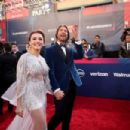 Angelique Boyer and Sebastián Rulli- The 17th Annual Latin Grammy Awards - Red Carpet - 454 x 303