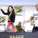 Gal Gadot- July 23, 2016- Comic-Con International 2016 - Warner Bros Presentation - 454 x 300
